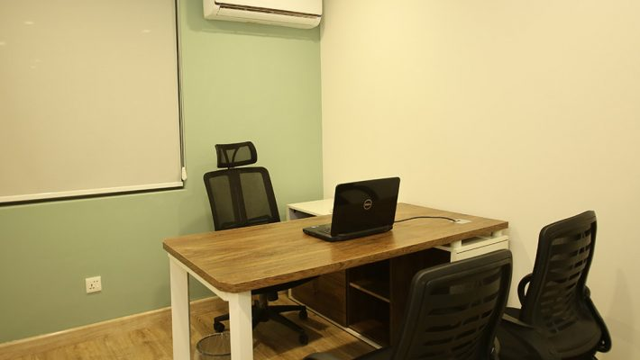 Co sharing work space